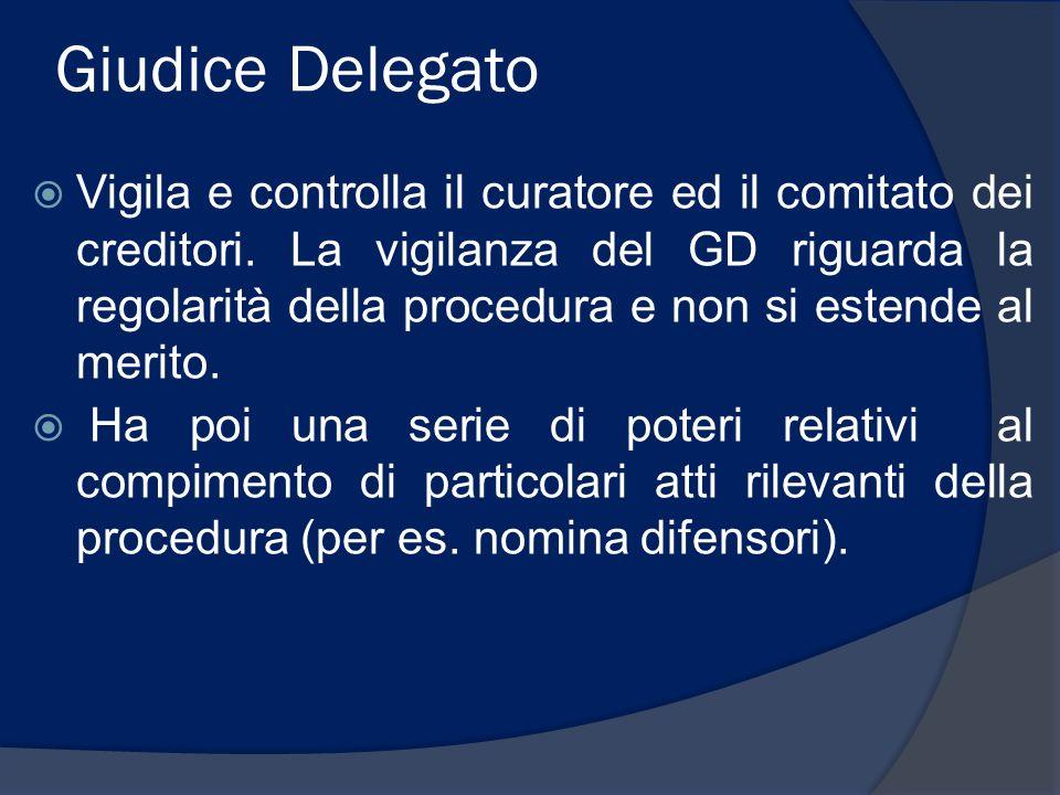 Giudice Delegato