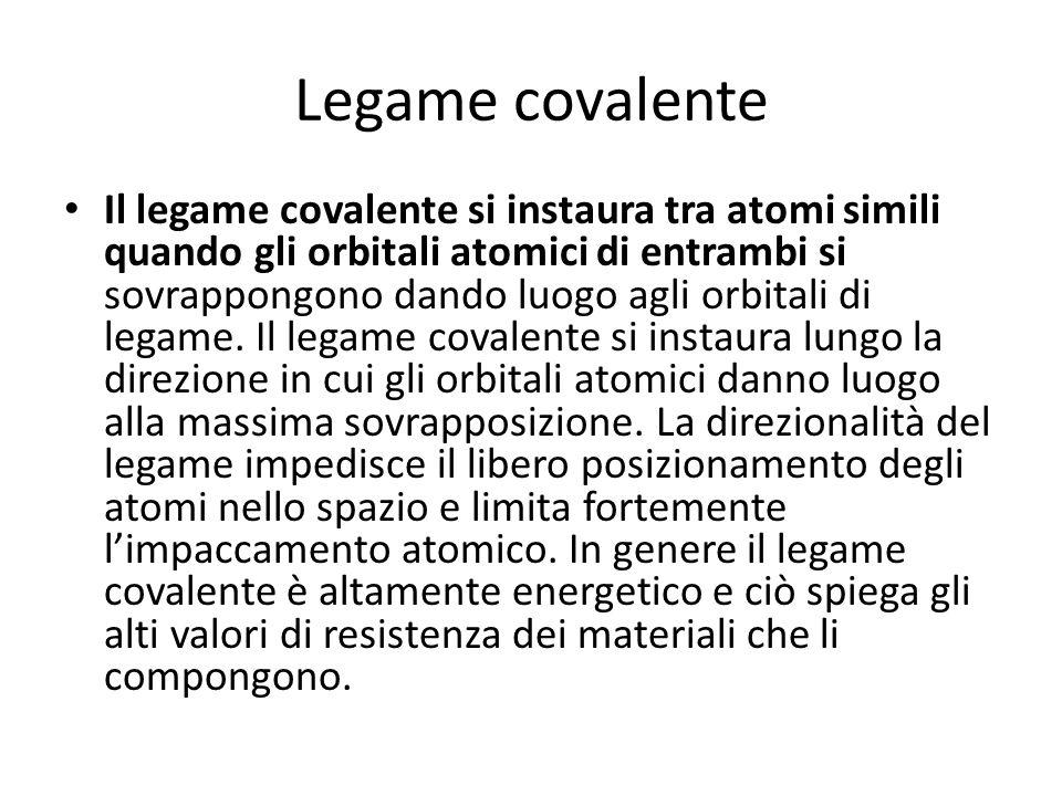 Legame covalente