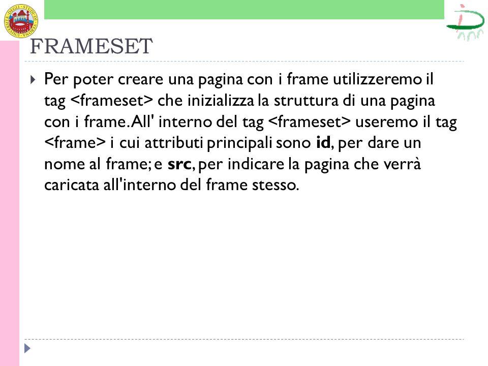 FRAMESET