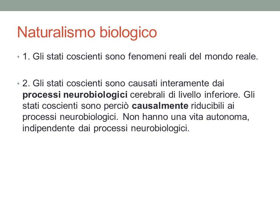Naturalismo biologico