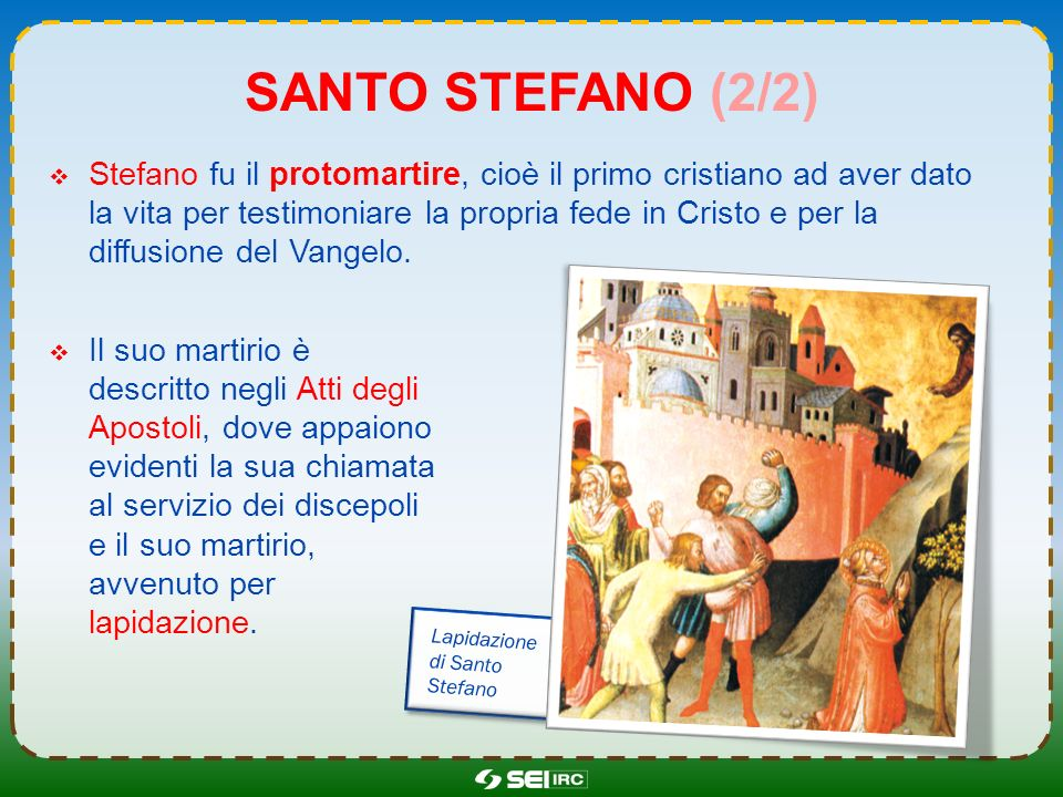 Santo Stefano (2/2)