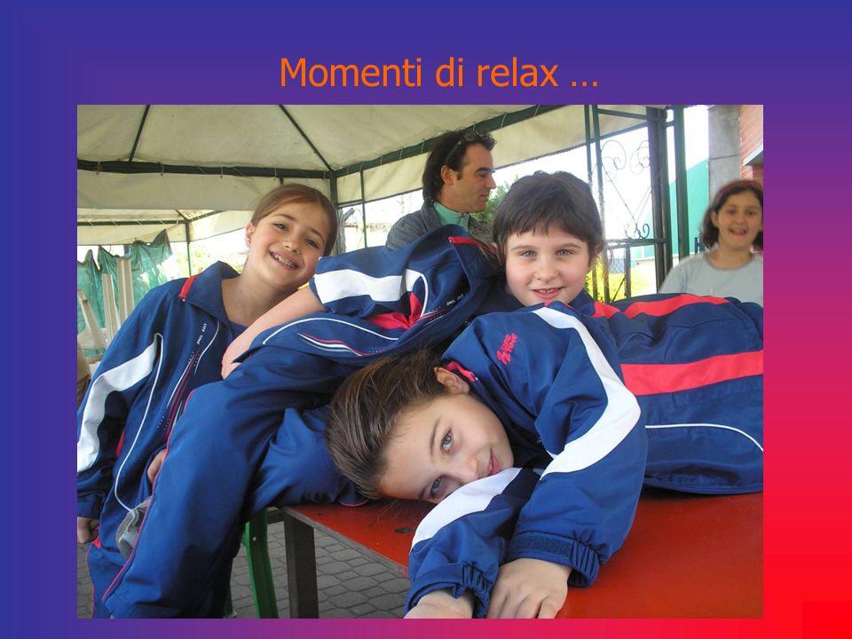 Momenti di relax …