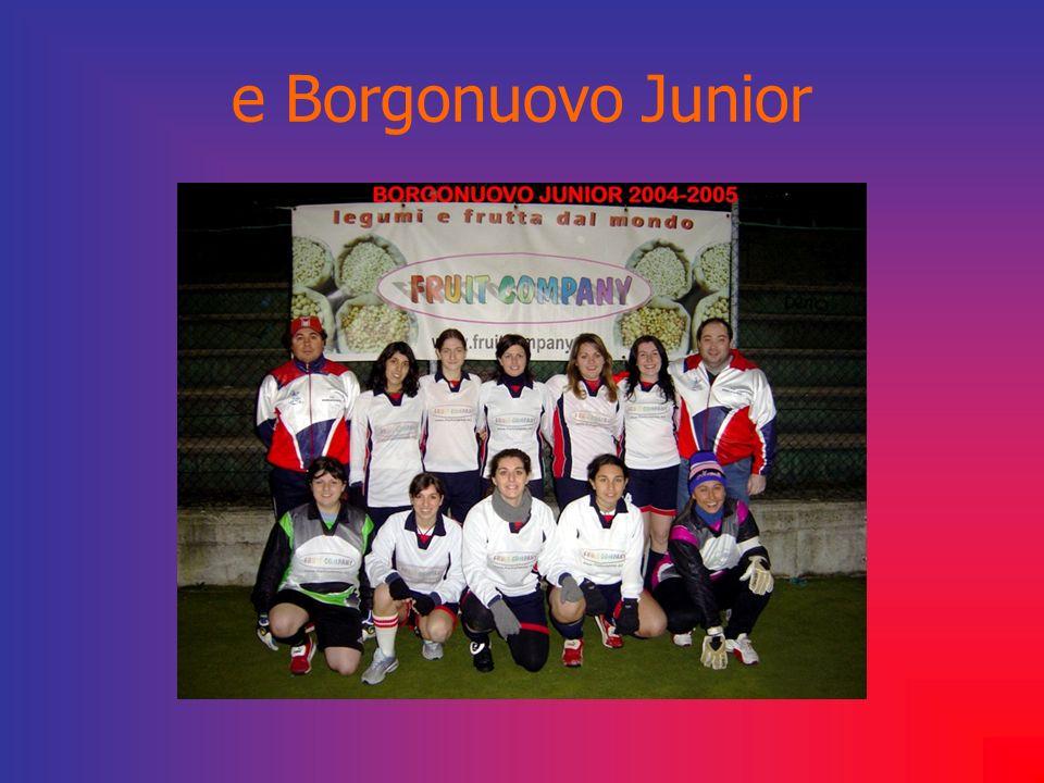 e Borgonuovo Junior