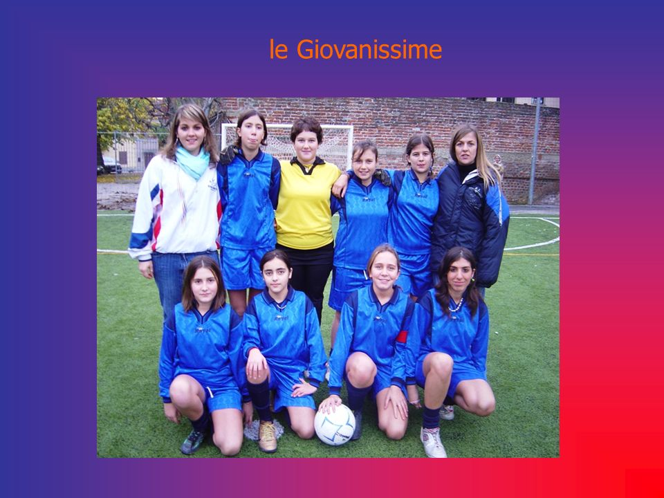 le Giovanissime