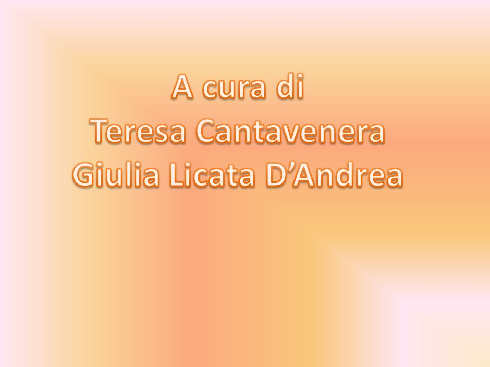 Giulia Licata D'Andrea