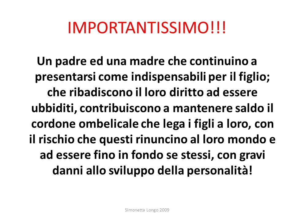 IMPORTANTISSIMO!!!