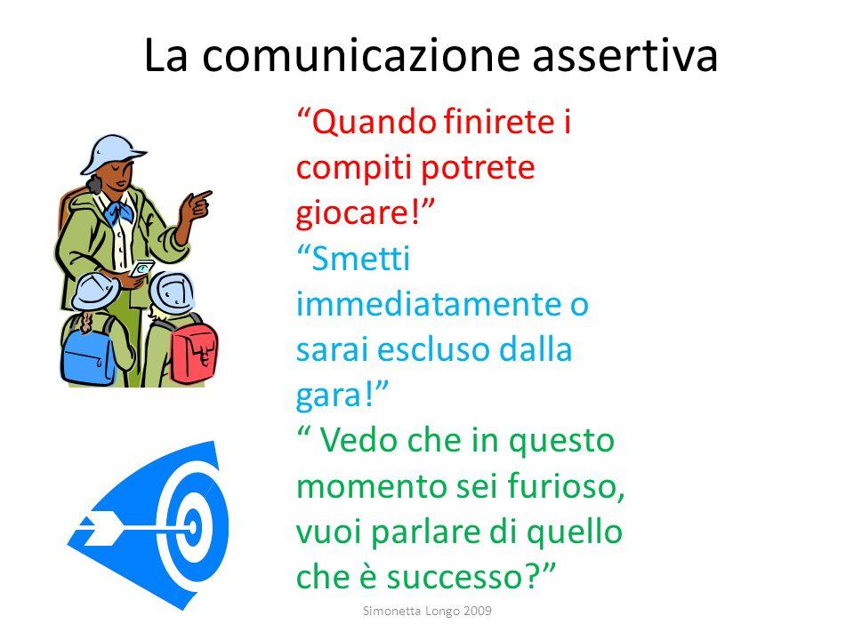 La comunicazione assertiva