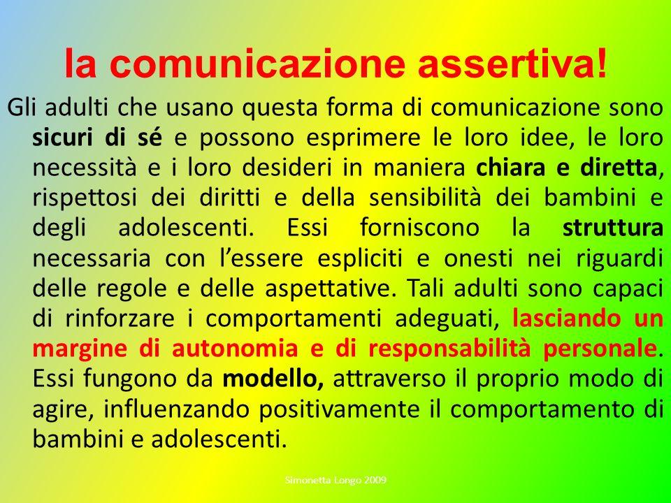 la comunicazione assertiva!