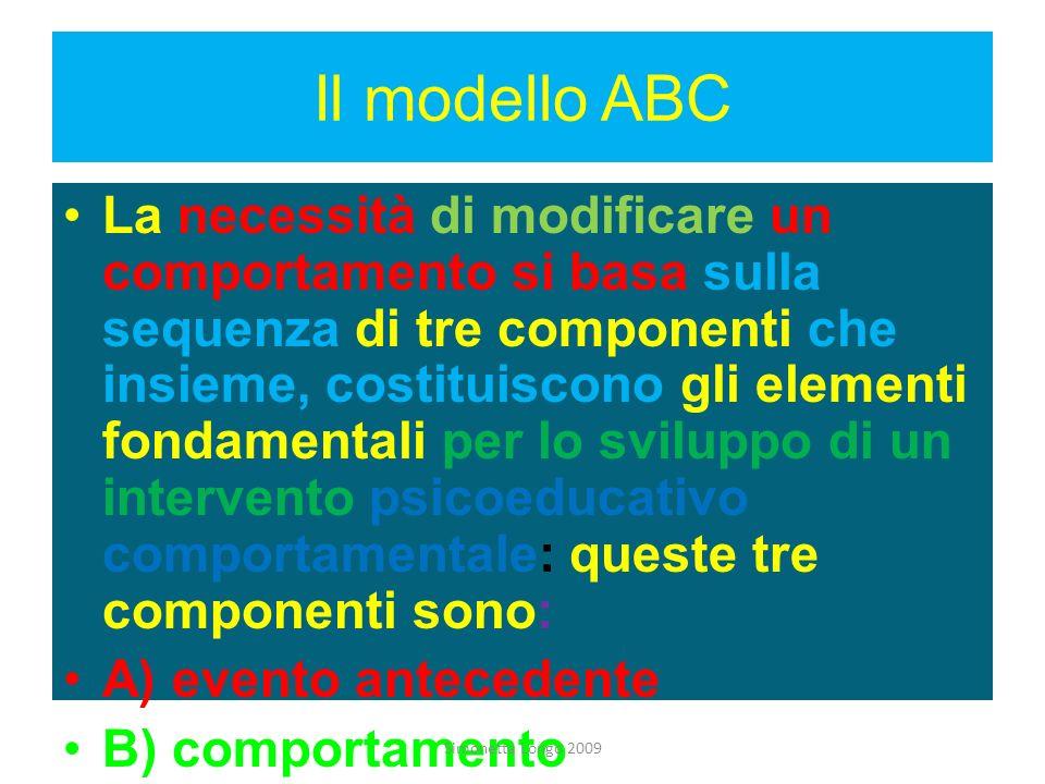Il modello ABC