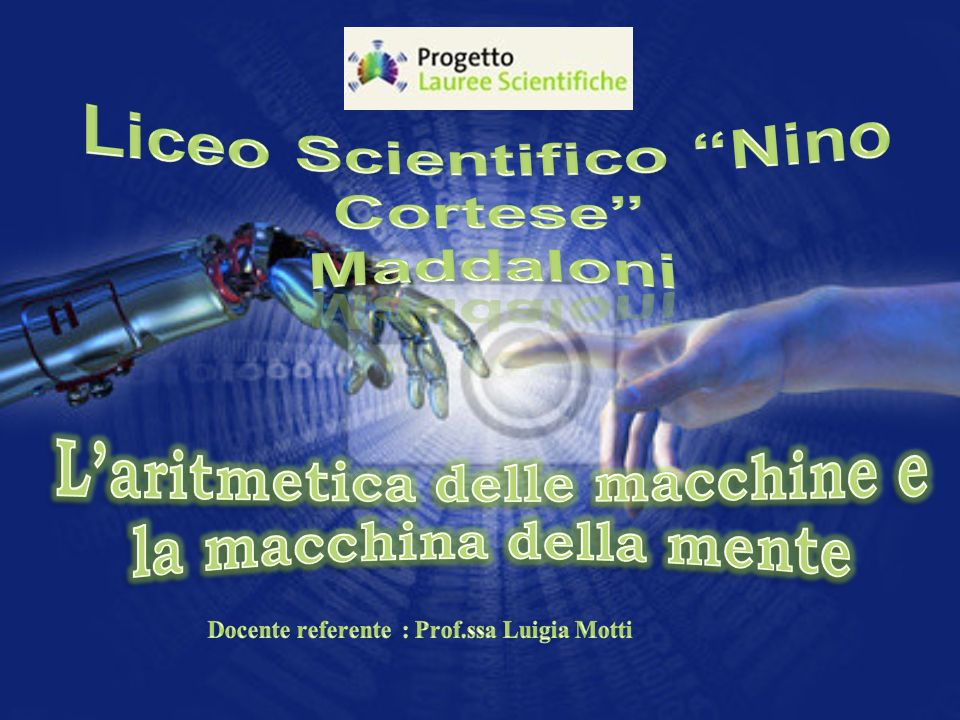 Liceo Scientifico Nino Cortese Maddaloni