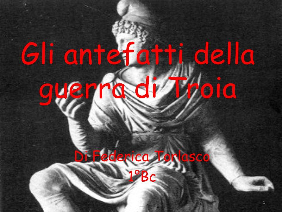 Gli antefatti della guerra di Troia