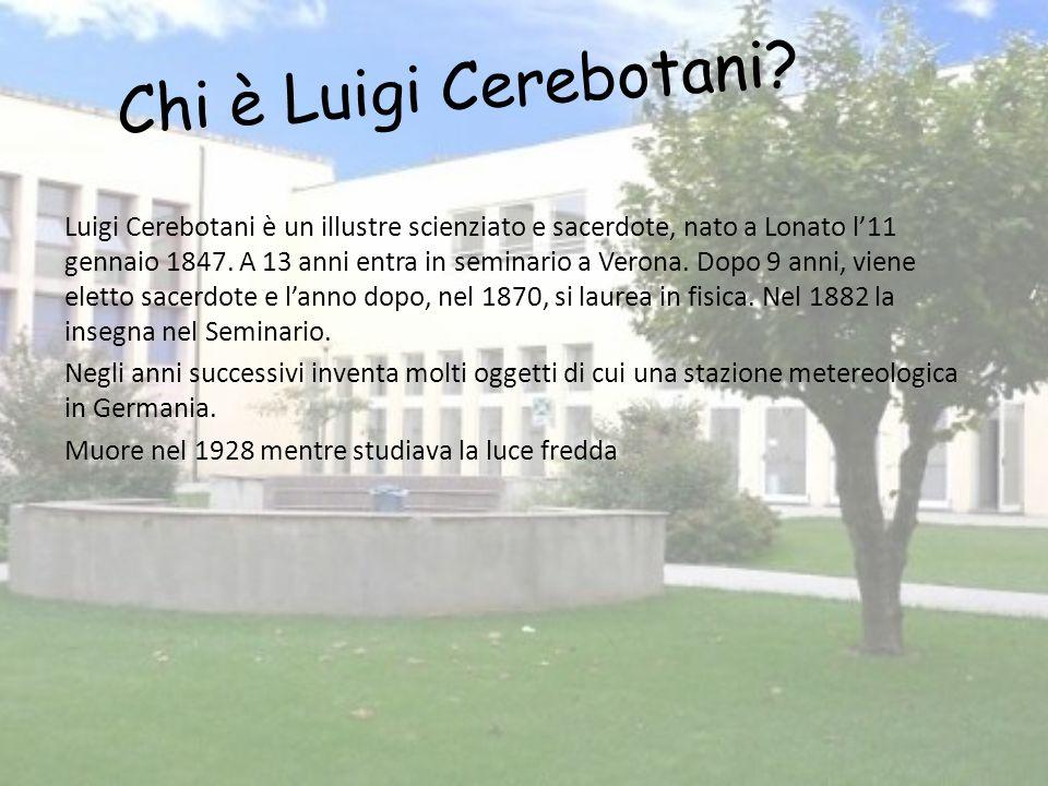 Chi è Luigi Cerebotani