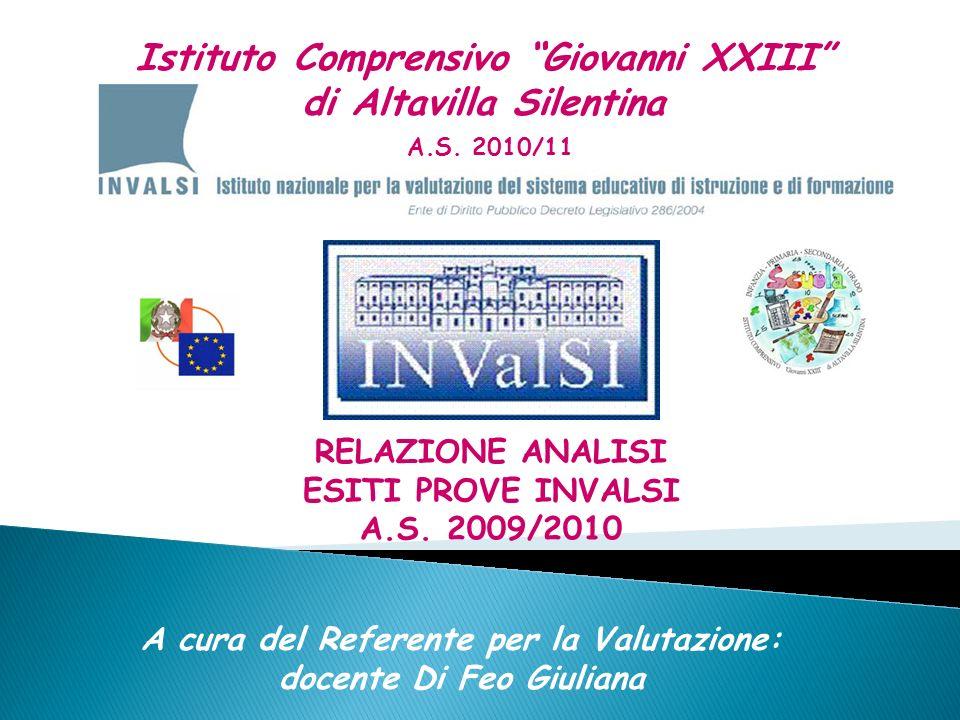 Istituto Comprensivo Giovanni XXIII di Altavilla Silentina