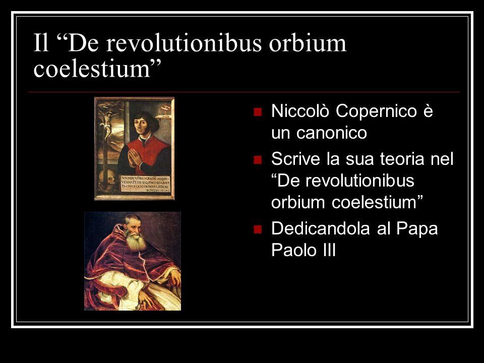 Il De revolutionibus orbium coelestium