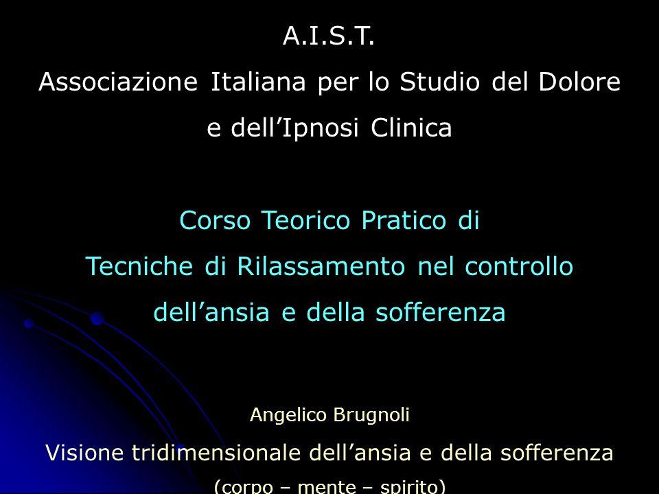 Associazione Italiana per lo Studio del Dolore e dell'Ipnosi Clinica