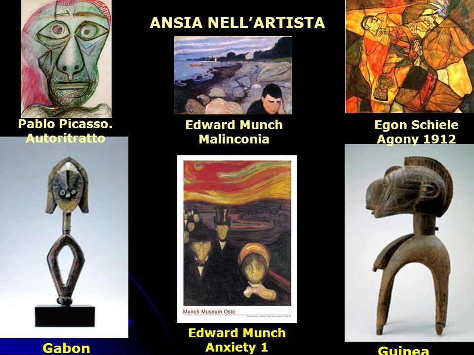Pablo Picasso. Autoritratto