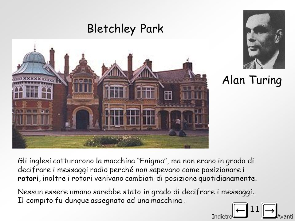 Bletchley Park Alan Turing