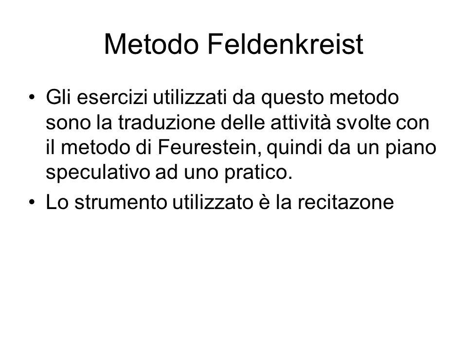Metodo Feldenkreist