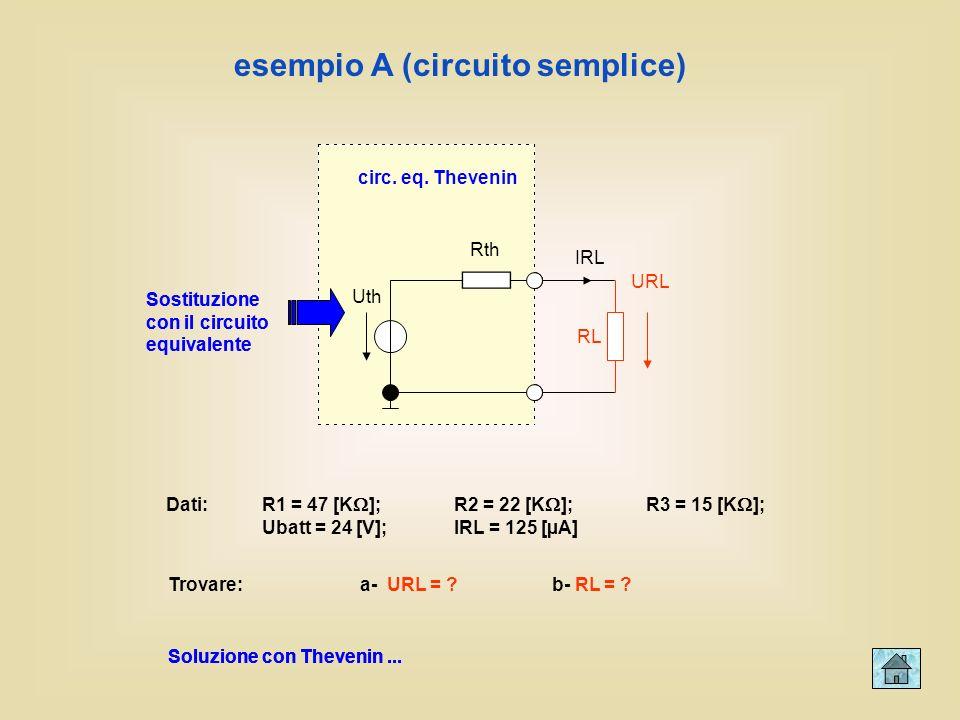 esempio A (circuito semplice)