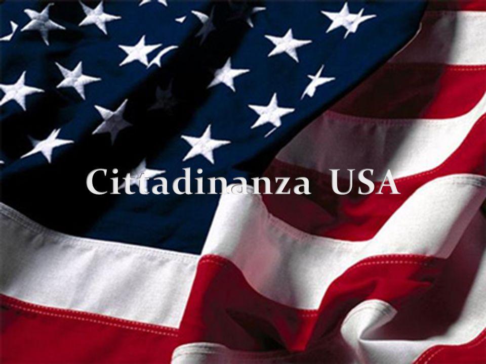 Cittadinanza USA