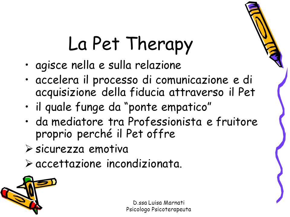 D.ssa Luisa Marnati Psicologo Psicoterapeuta