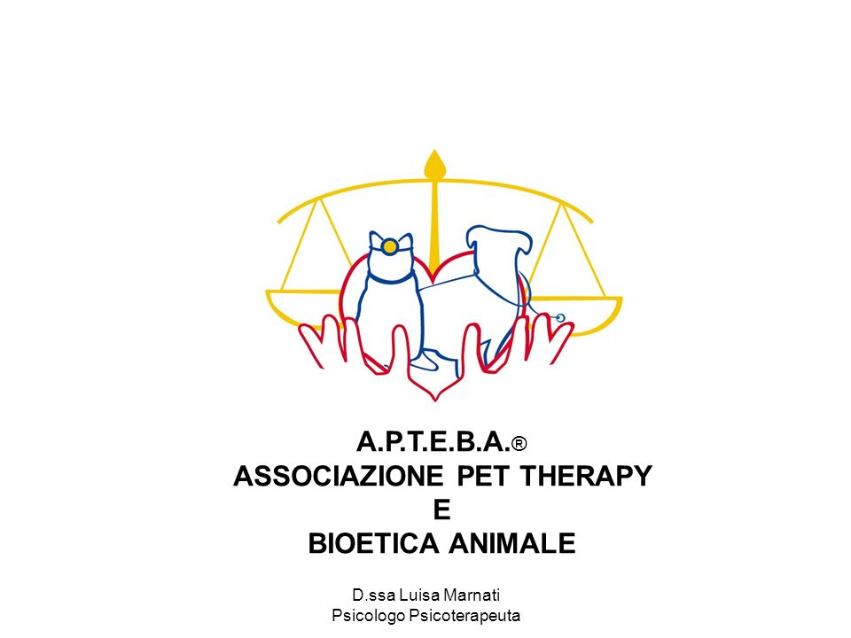 ASSOCIAZIONE PET THERAPY
