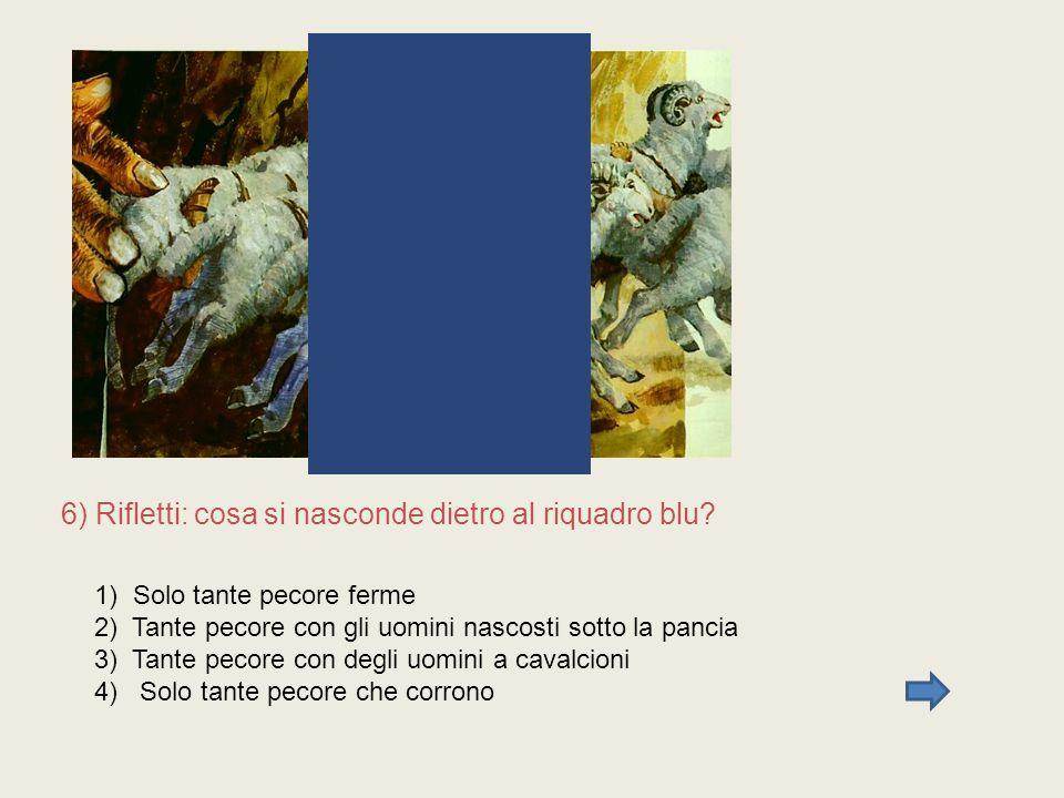 6) Rifletti: cosa si nasconde dietro al riquadro blu