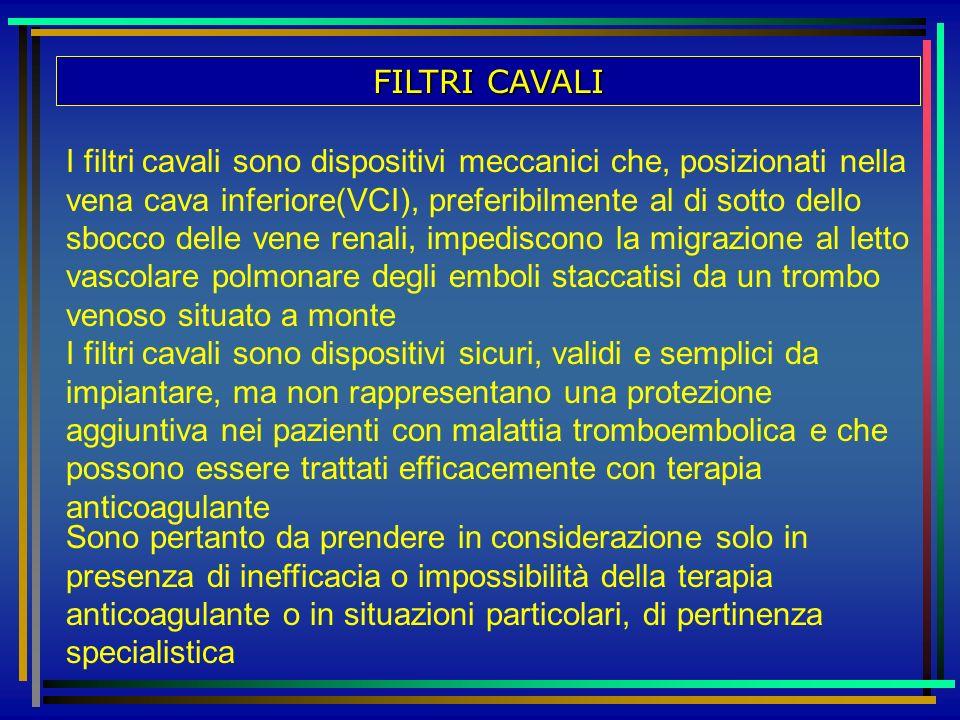FILTRI CAVALI