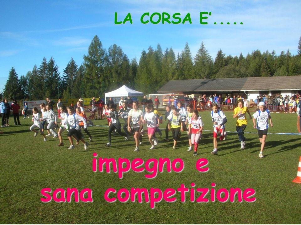 impegno e sana competizione