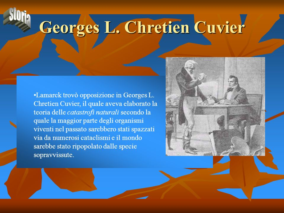 Georges L. Chretien Cuvier