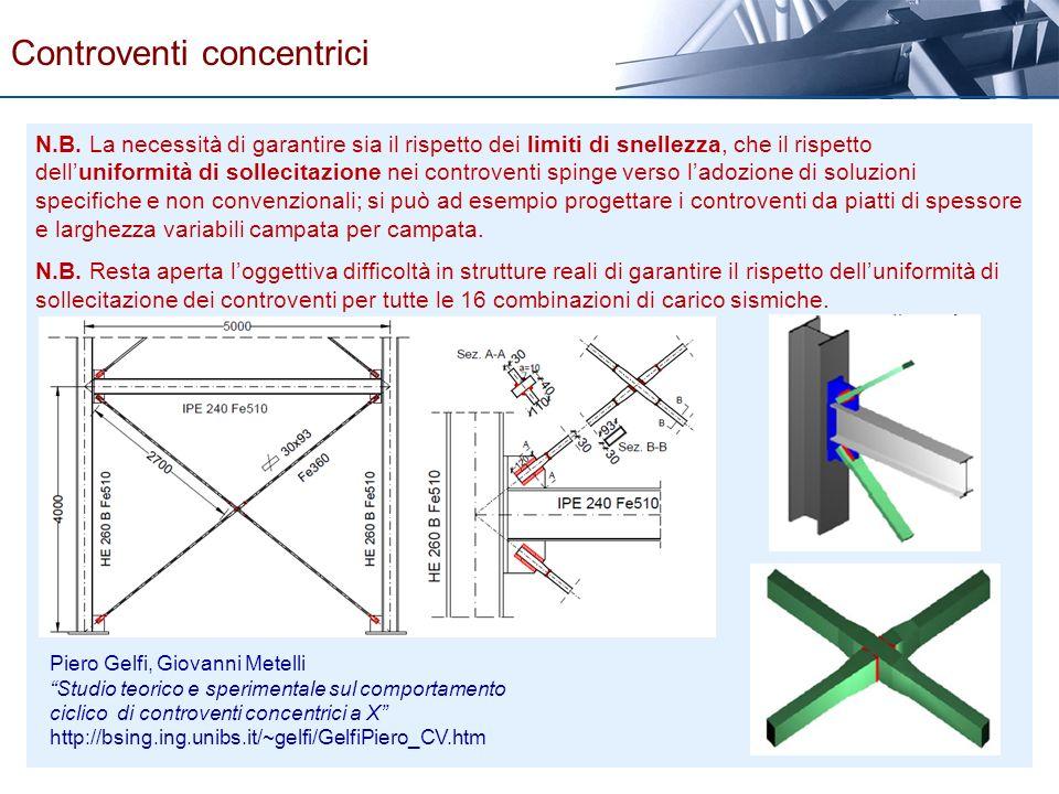 Controventi concentrici