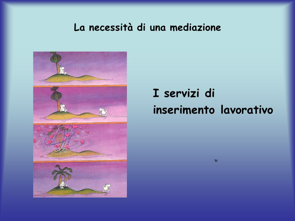 La necessità di una mediazione