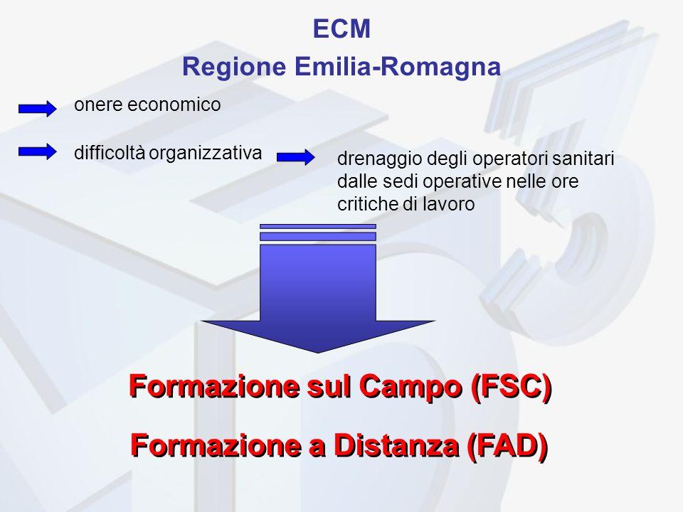 Formazione sul Campo (FSC)