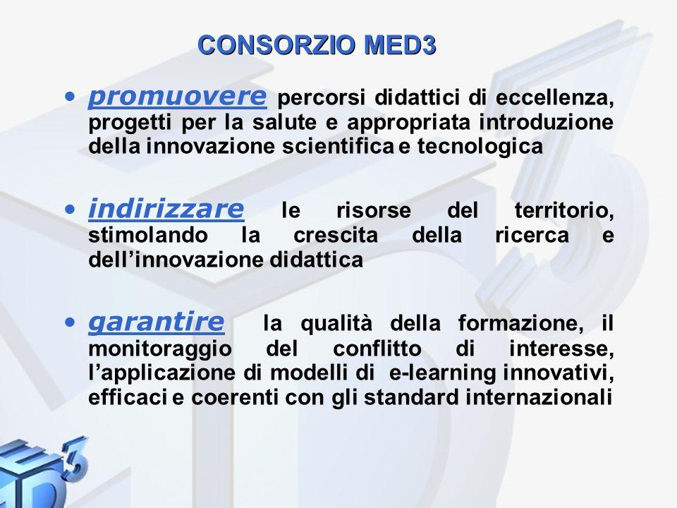 CONSORZIO MED3