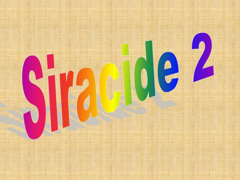 Siracide 2