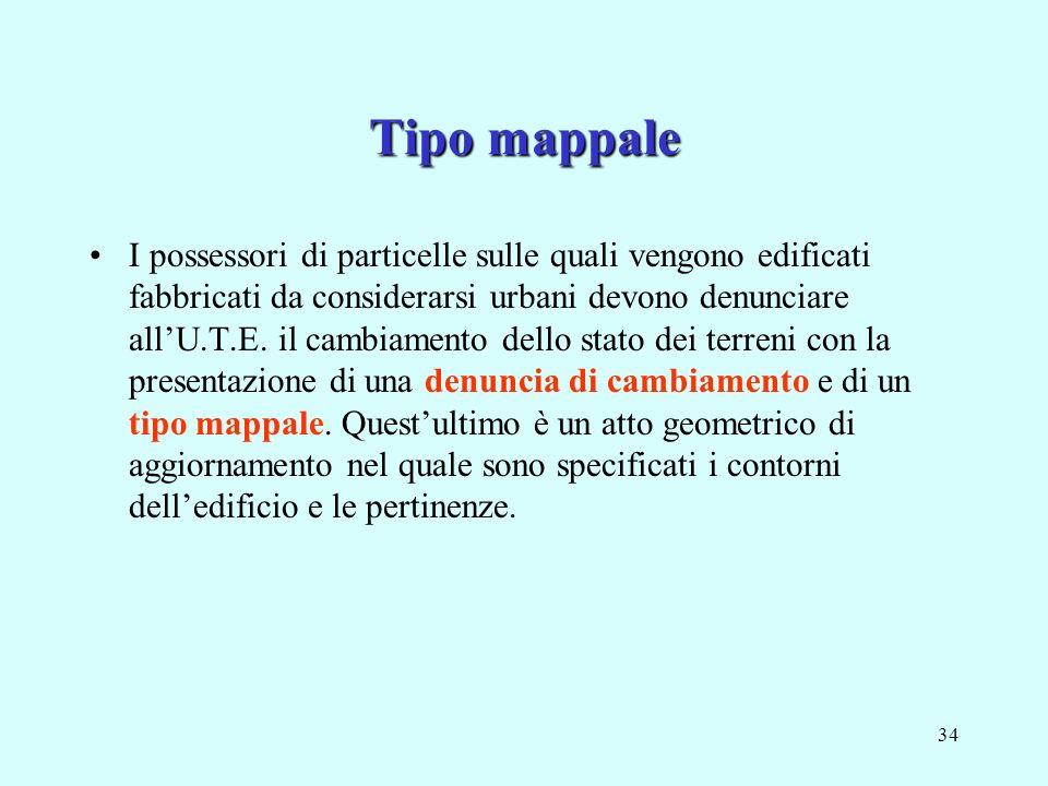 Tipo mappale