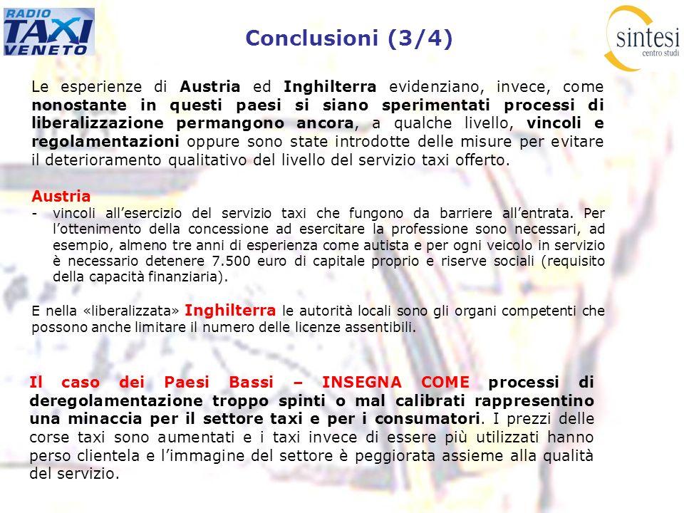 Conclusioni (3/4)