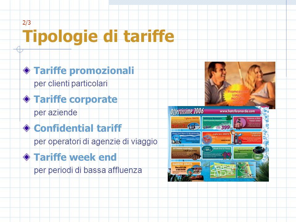 Tariffe promozionali per clienti particolari