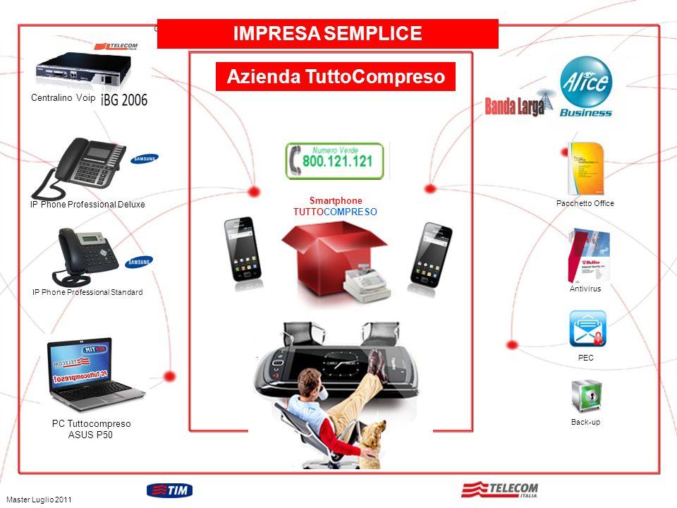Azienda TuttoCompreso Smartphone TUTTOCOMPRESO