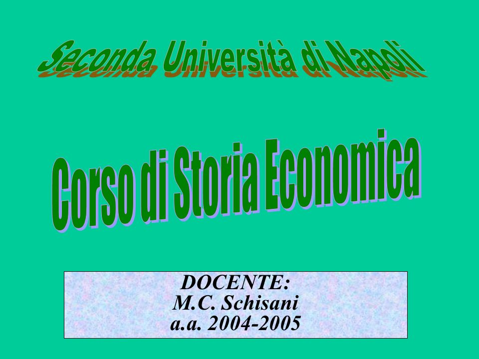 Seconda Università di Napoli