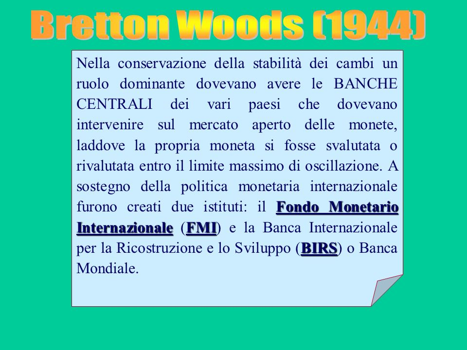 Bretton Woods (1944)