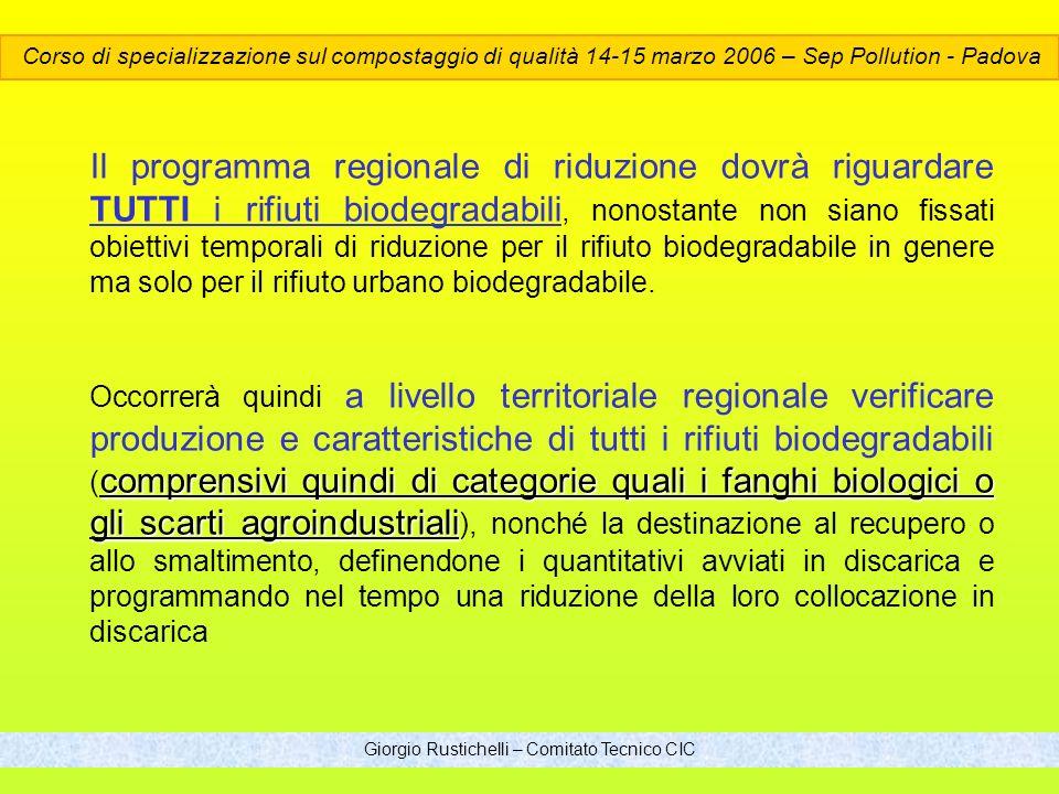 Giorgio Rustichelli – Comitato Tecnico CIC