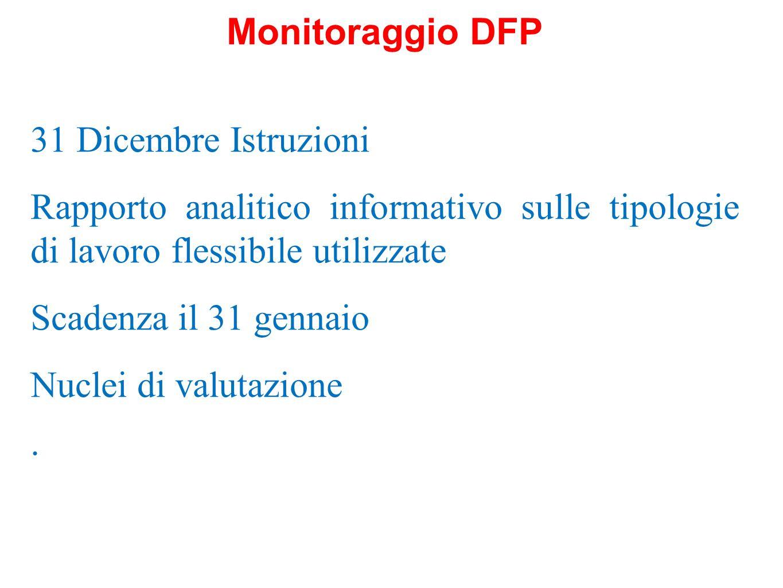 Monitoraggio DFP