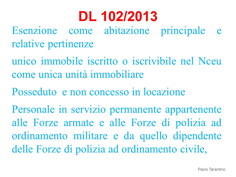 DL 102/2013