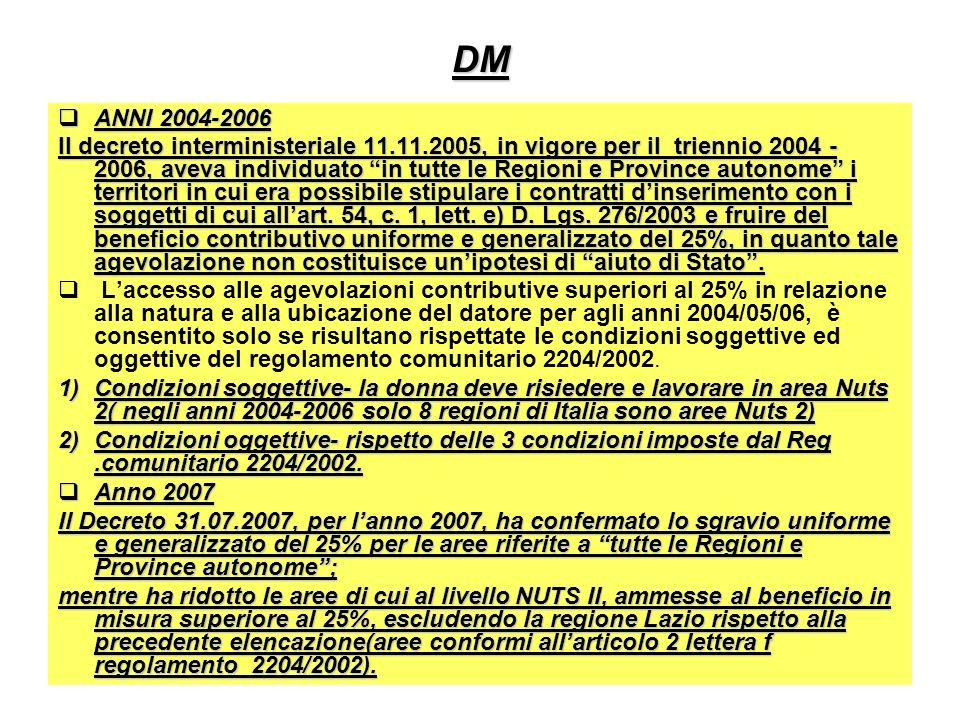 DM ANNI 2004-2006.