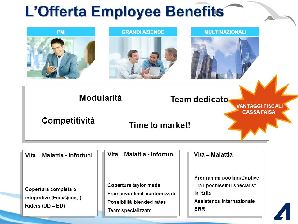 L'Offerta Employee Benefits