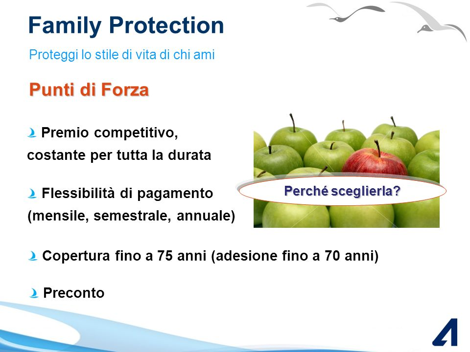 Family Protection Punti di Forza