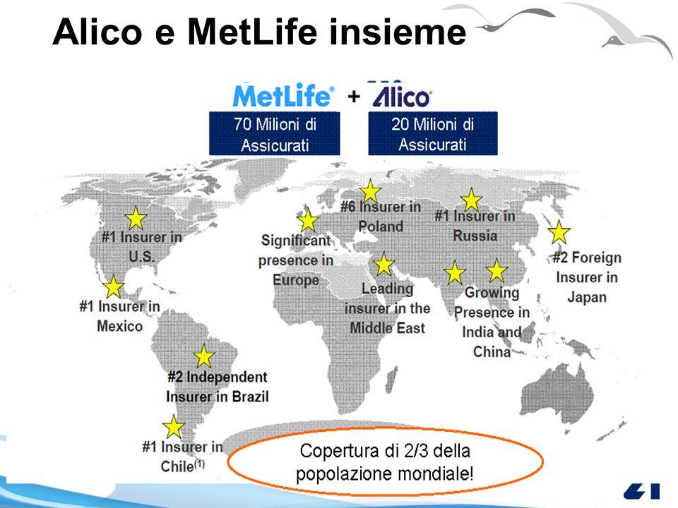 Alico e MetLife insieme