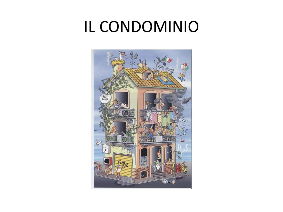 Professione amministratore di condominio ppt scaricare for Compiti dell amministratore di condominio