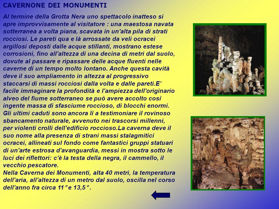 CAVERNONE DEI MONUMENTI